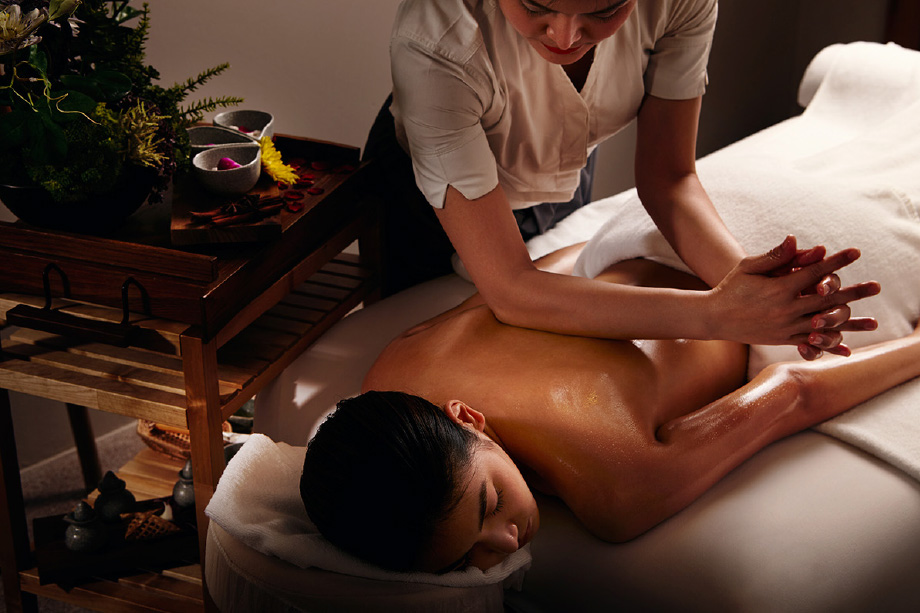 Thai massage porn pics