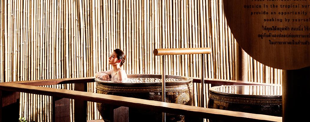 THAI ceramic bath